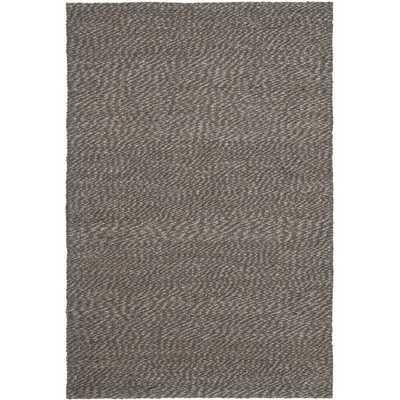 Safavieh Handwoven Natural Fiber Doubleweave Sea Grass Grey Rug - Overstock
