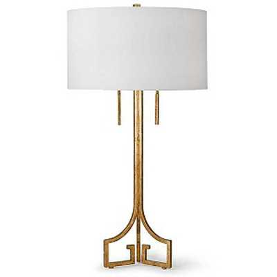 Le Chic Table Lamp - High Fashion Home