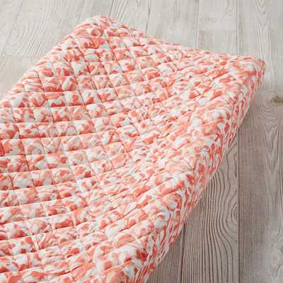 Jardin Changing Pad Cover - Land of Nod
