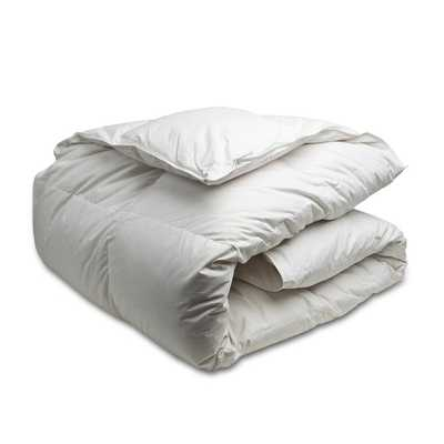 Canadian Down and Feather White Down Duvet Comforter - Overstock