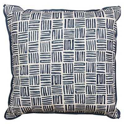 "Thresholdâ""¢ Watercolor Mazes Print Pillow - Target"