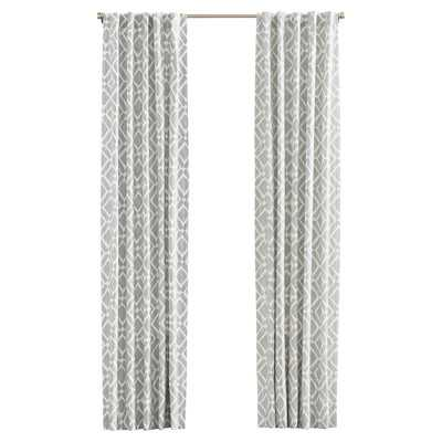 "Greve Strand Curtain Single Panel - Blue - 95"" x 42"" - Wayfair"