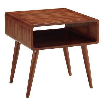 Alborg End Table - Wayfair