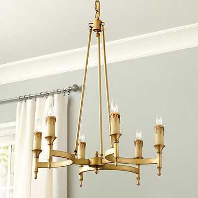 Bruges 6-Light Round Chandelier - Ballard Designs