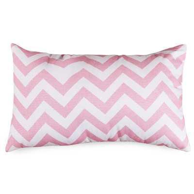 Chervon Lumbar Pillow - Wayfair