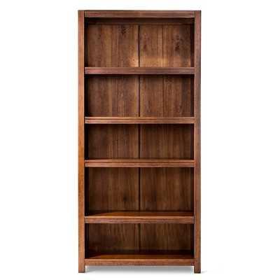 "Thresholdâ""¢ Parsons Closed 5 Shelf Bookcase - Target"