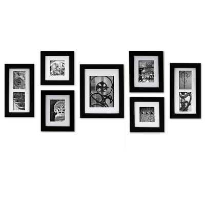 Gallery 7 Piece Portrait Picture Frame Set - Wayfair