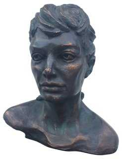 Thomas Holland Female Bust - One Kings Lane
