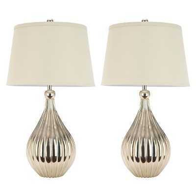 Safavieh Nottingham Table Lamp - Set of 2 - Target