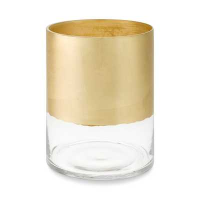Gold-Leaf Vessel - Williams Sonoma