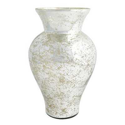 Mercury Glass Vases - Ginger Jar - Ballard Designs