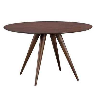 Iris Round Maple Dining Table - Yliving