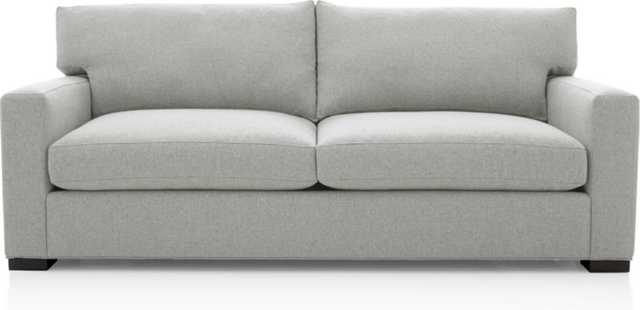 Axis II 2-Seat Sofa- Stream - Crate and Barrel