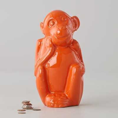 Feed the Animal Bank - Monkey - Land of Nod