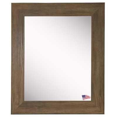 Barnwood Wall Mirror - Wayfair