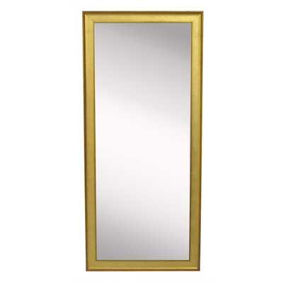 American Made Vintage Gold Mirror - Overstock