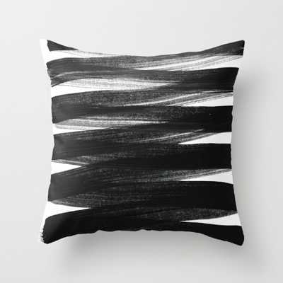 "TX01 Throw Pillow - 18"" X 18"" - Insert sod separately - Society6"
