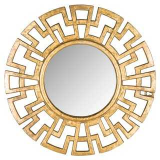 Athena Grecian Wall Mirror - One Kings Lane