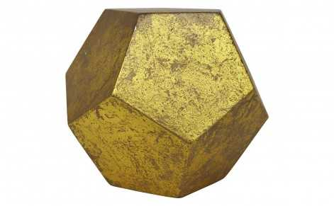 GOLD ORB OBJECT - Jayson Home