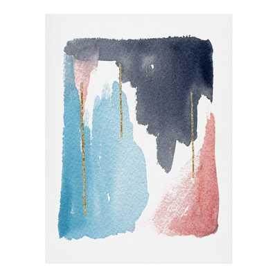 "MOVING MOUNTAINS Art Print - 18 X 24 "" - Unframed - Wander Print Co."