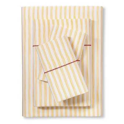 "Brooklyn & Bondâ""¢ Fine Stripe Sheet Set - Target"
