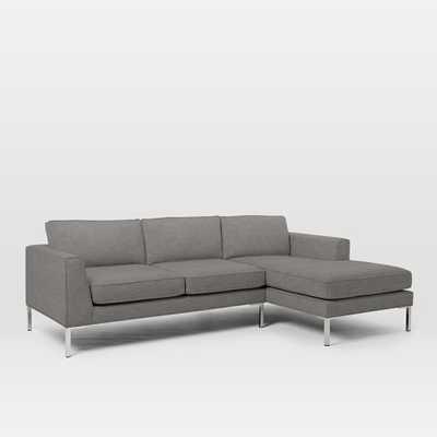 Marco 2-Piece Right Chaise Sectional - West Elm