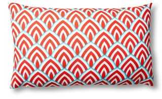 Tropez Outdoor Pillow - One Kings Lane