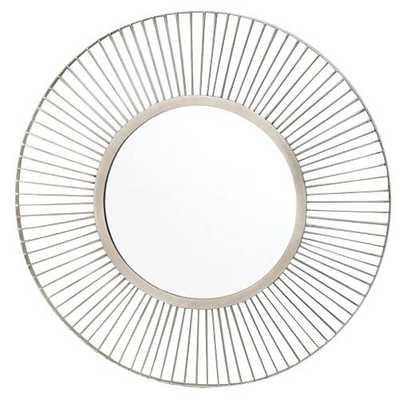 Cage Mirror - Domino