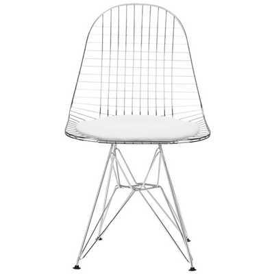Hamlet Side Chair - White - AllModern