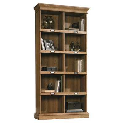 """Sauder Barrister Lane 75"""" Bookcase - Wayfair"""
