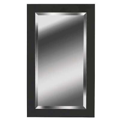 Kenroy Black Ice Mirror - Black Ice Finish - Target