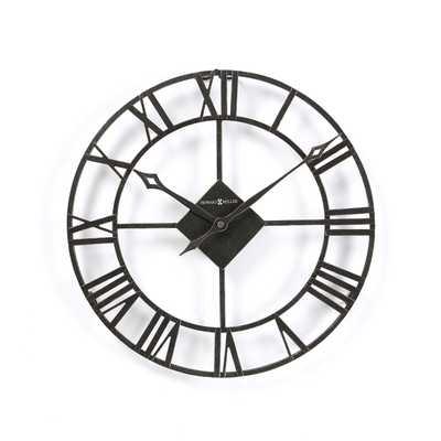 """14"""" Lacy II Wall Clock - Wayfair"""