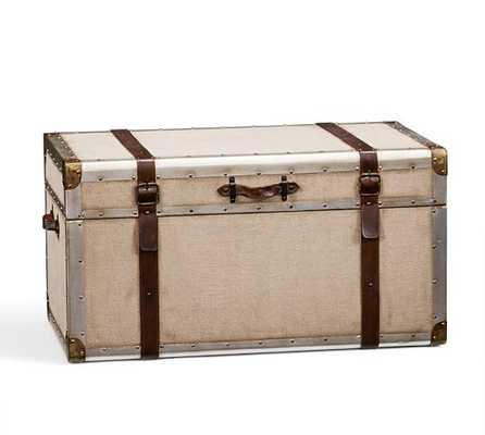 Zimmer Trunk - Pottery Barn
