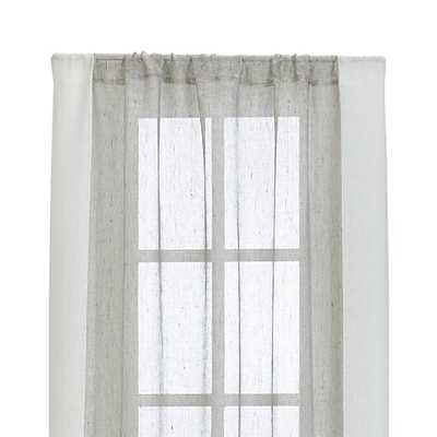 Messina Curtains - Crate and Barrel