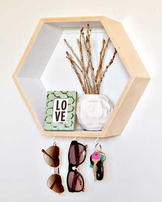 Honeycomb Shelf - Etsy