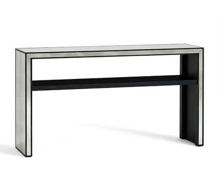 Marnie Mirrored Console Table - Pottery Barn