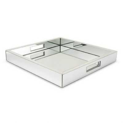 "Mirrored Tray - Thresholdâ""¢ - Target"