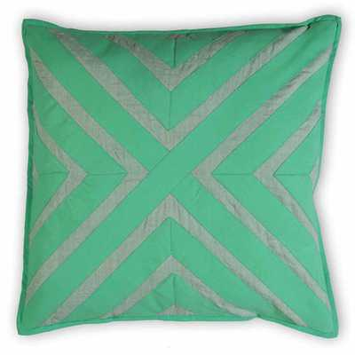 Lavelanet Linen/Cotton Throw Pillow - AllModern