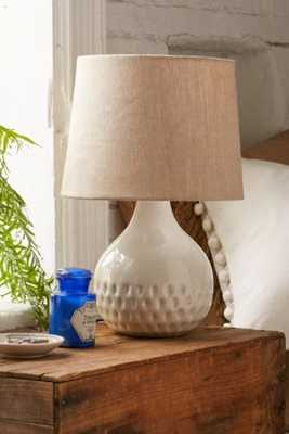 Crackled Glaze Table Lamp - Urban Outfitters