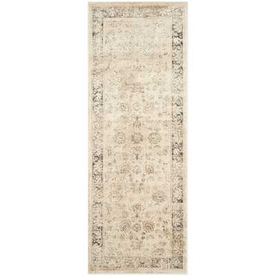 Rockport Beige Area Rug - Wayfair