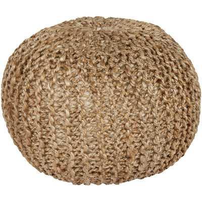 Bermuda Sphere Pouf Ottoman - Wayfair