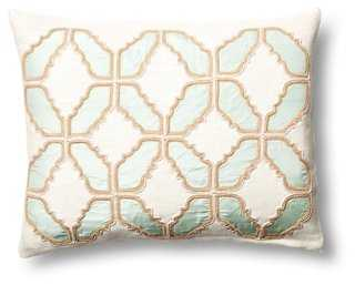 Baroque Pillow - One Kings Lane