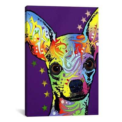 'Chihuahua ll' 18x12 - AllModern