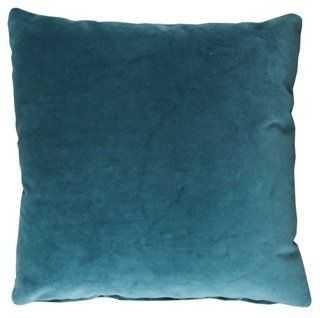 Cambridge 20x20 Pillow, Cyan - One Kings Lane