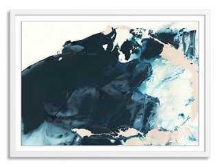 Lisa Golightly, Floodline 81 - 40x30 - Framed - One Kings Lane