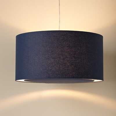 Hangin' Around Ceiling Lamp (Dk. Blue) - Land of Nod