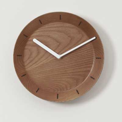 bevel wall clock - CB2