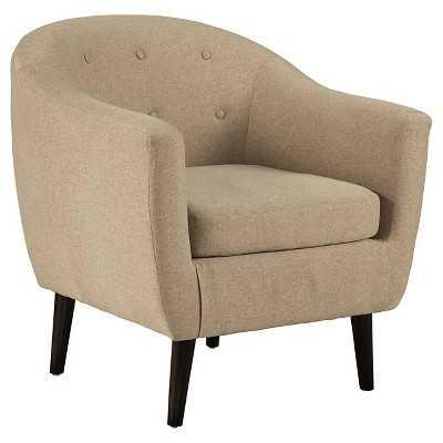 Klorey Accent Chair - Beige - Target