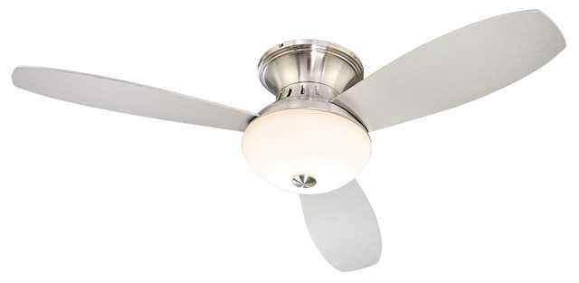 Encore Possini Euro Hugger Ceiling Fan - Lamps Plus