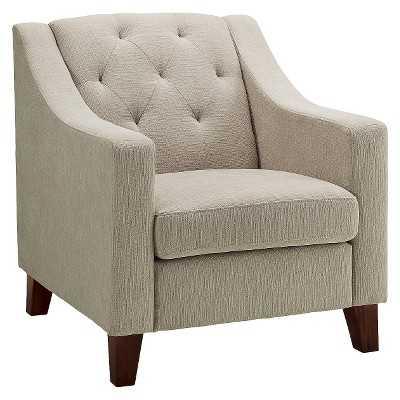 "Felton Tufted Chair - Thresholdâ""¢ - Target"